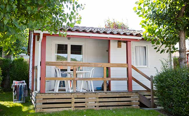 location de chalets cote basque