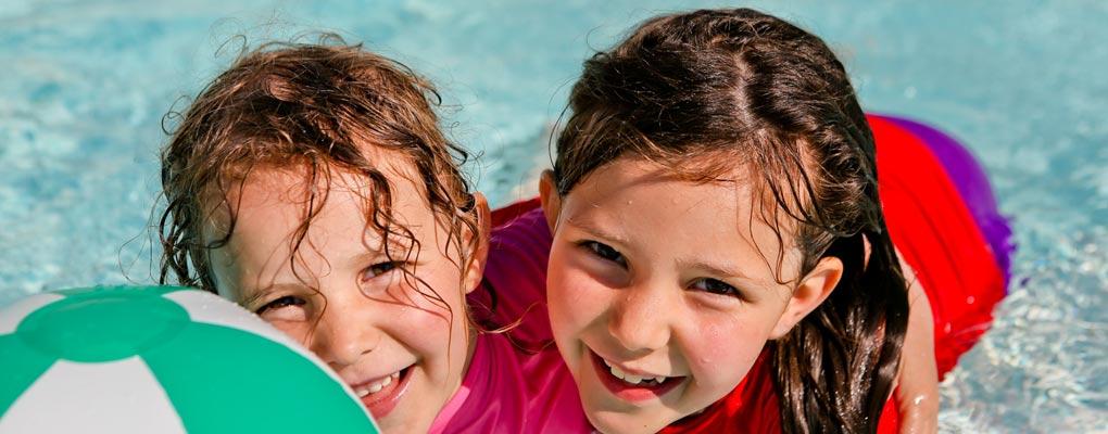 camping piscine pays basque