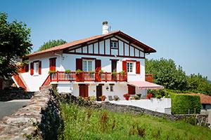 location gite pays basque