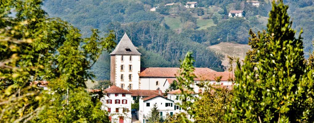 camping au pays basque