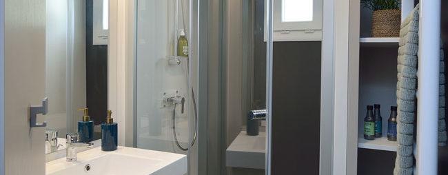 salle bain chalet